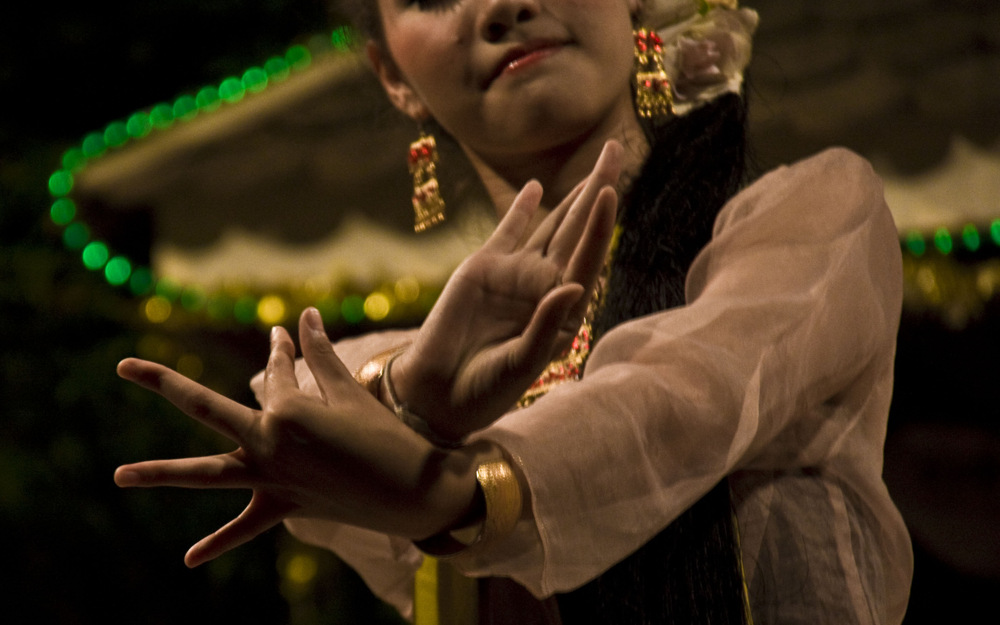 photoblog image Traditional Thai Dance