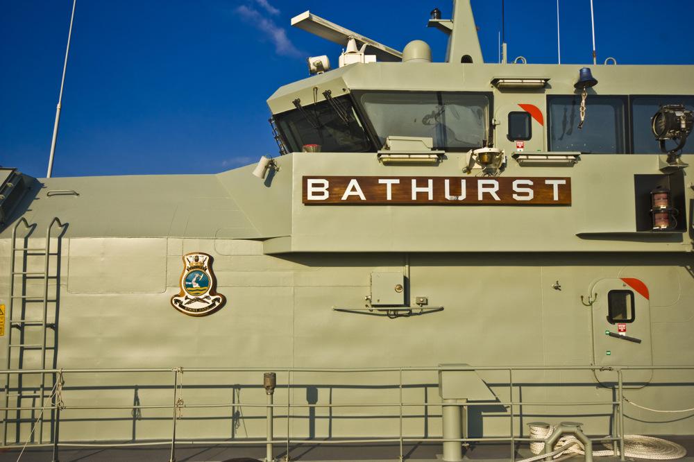 photoblog image Singapore Naval Open House: HMAS Bathurst