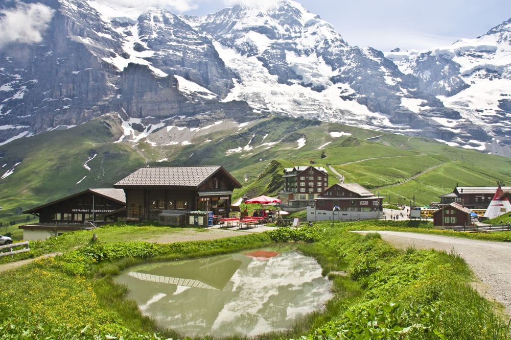 photoblog image CH29: Eiger North Face