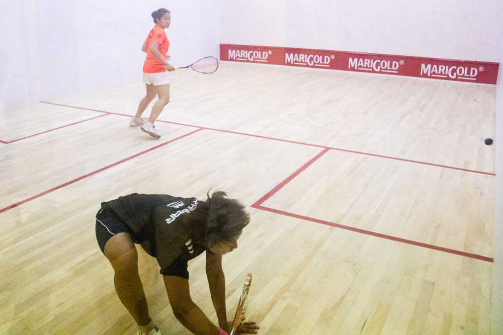 photoblog image How to shoot Squash (or not) - 4