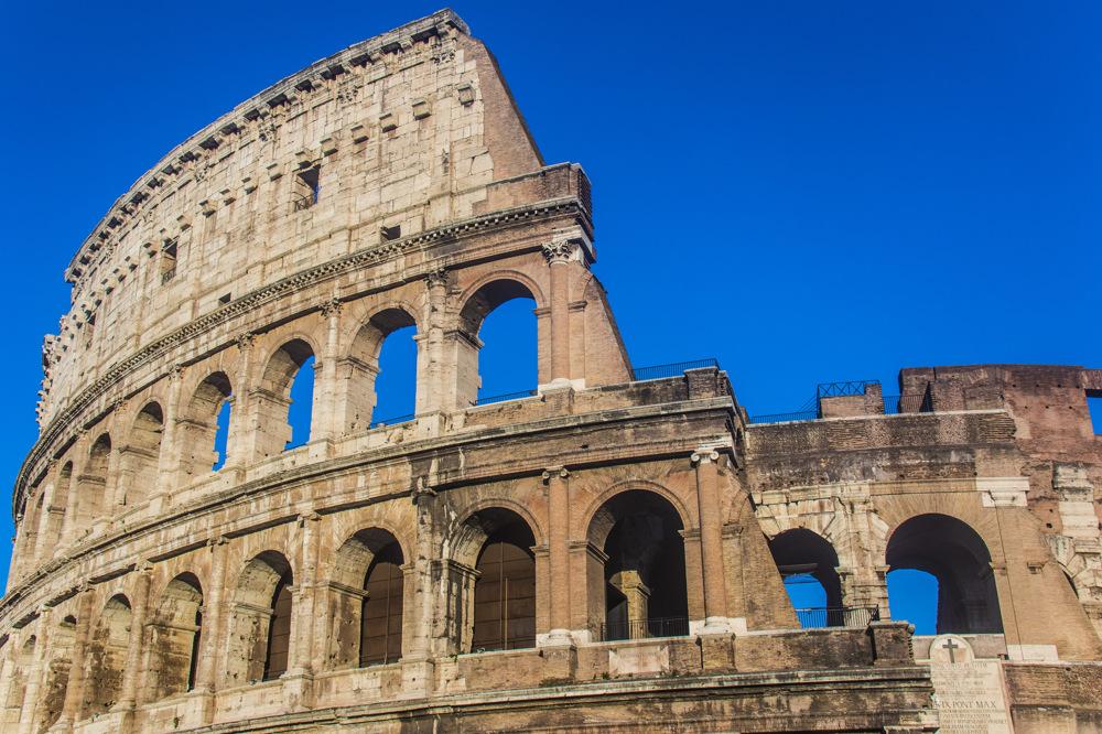 photoblog image Colosseo