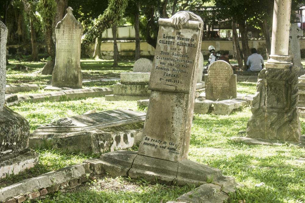 photoblog image Protestant Cemetery 4