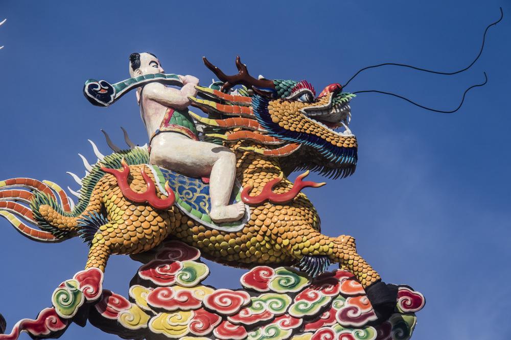 photoblog image Noordin Street Tow Moo Keong Temple 4