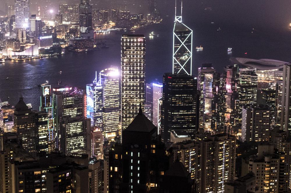 photoblog image HK Day1: Victoria Peak