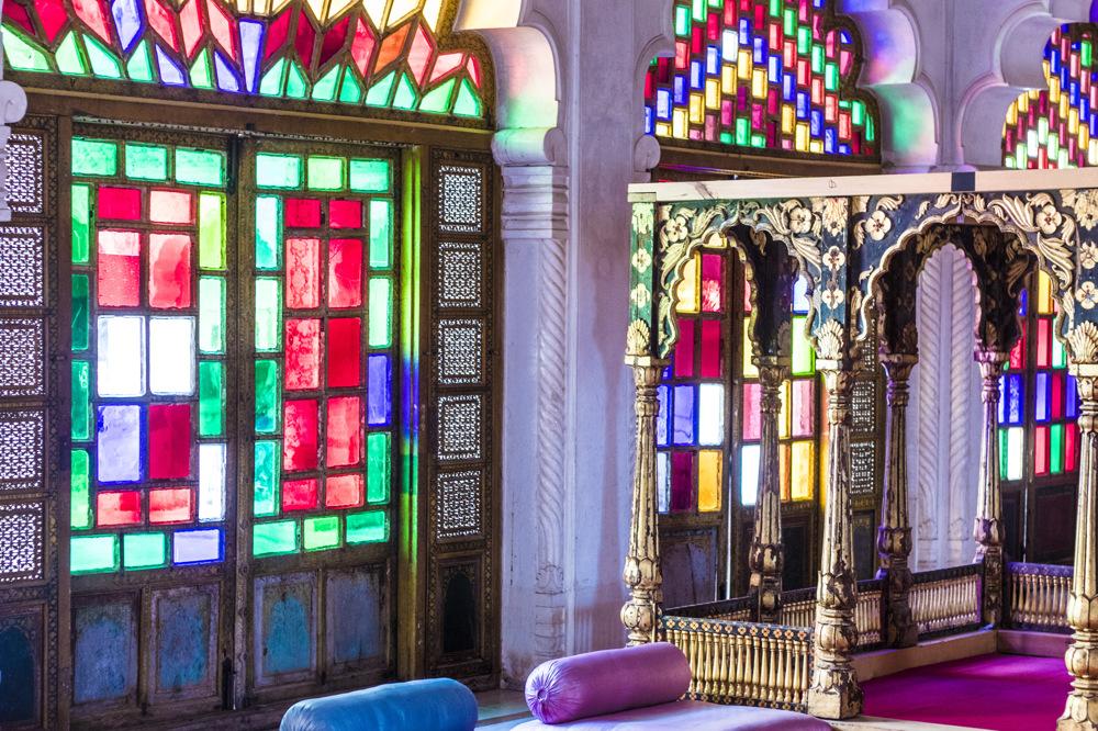 photoblog image Moti Mahal - Mehrangarh