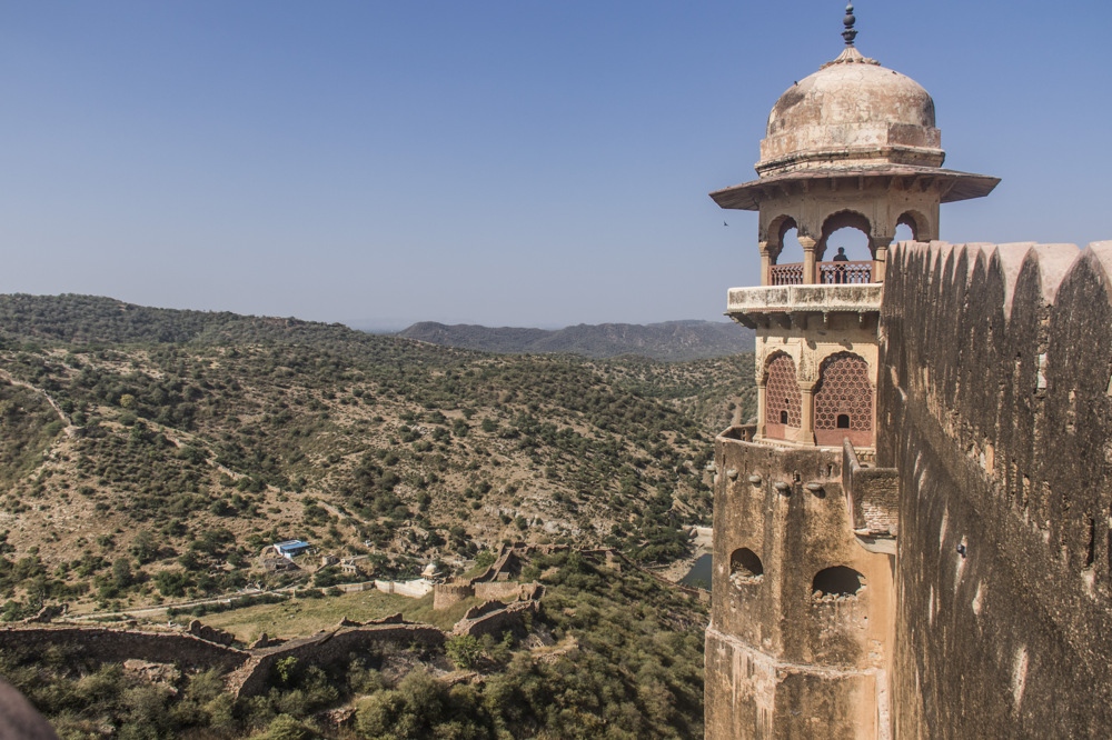 photoblog image Jaigarh Fort: Lookout