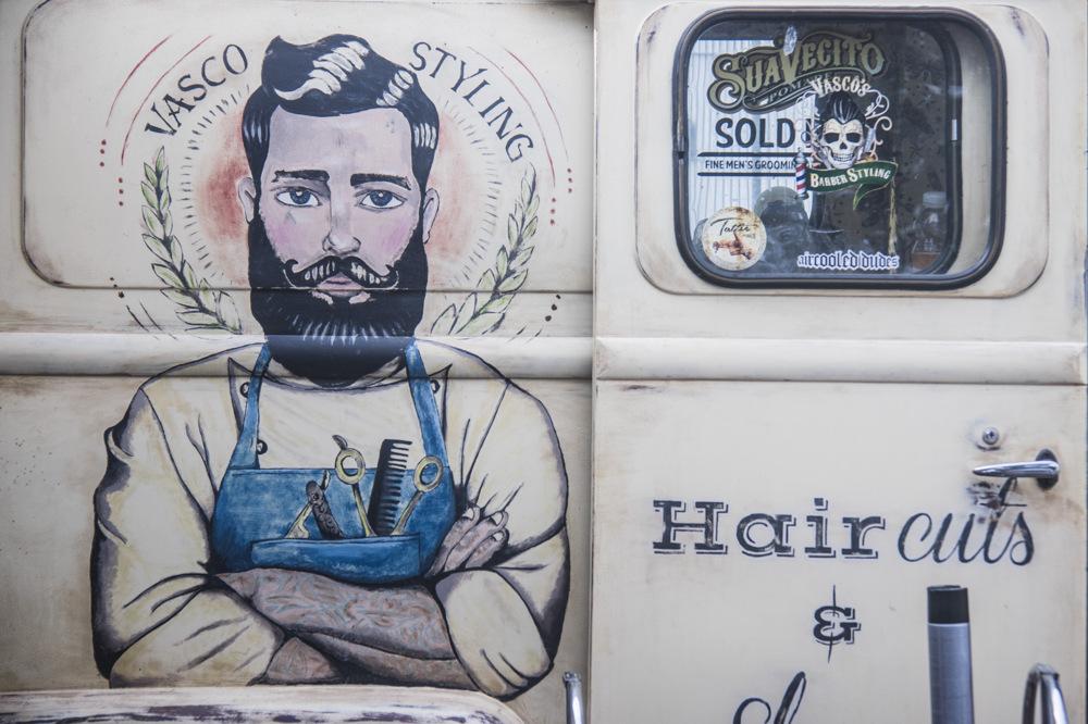 photoblog image Gentleman Barber
