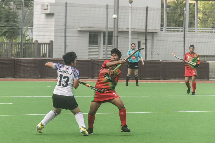 Women's Junior Asian Hockey Federation Cup 2019 - 1